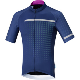Shimano Breakaway SS Jersey Men, navy